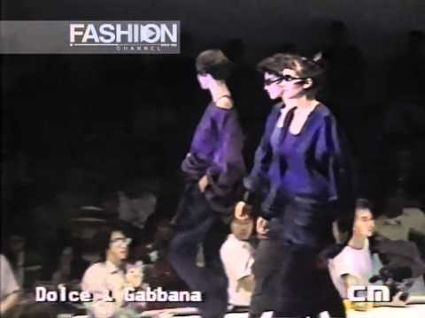 Dolce&Gabbana fashion catwalk