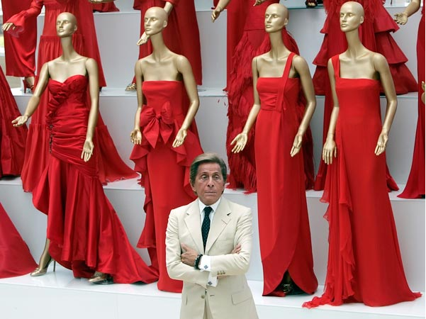 Valentino-in-red