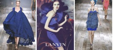 Lanvin.. One of the Oldest Fashion Houses in Europe