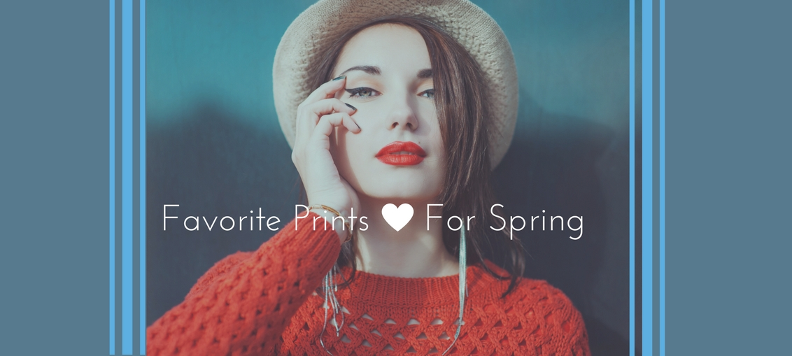 What Your Favorite Spring Print Says About Your Personality