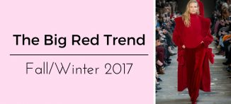 The Big Red Trend
