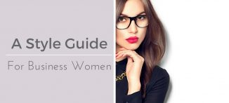 business woman style guide