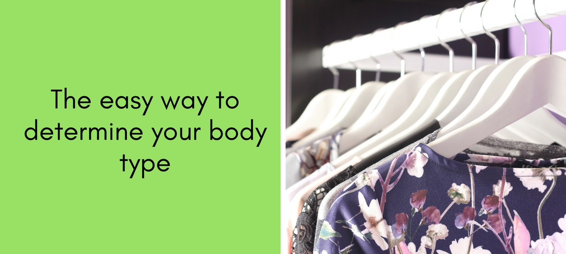 The easy way to determine your body type