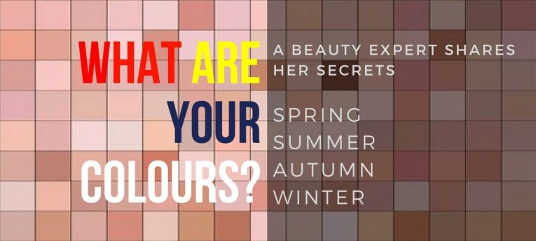 What are your colours- A beauty expert shares her secrets