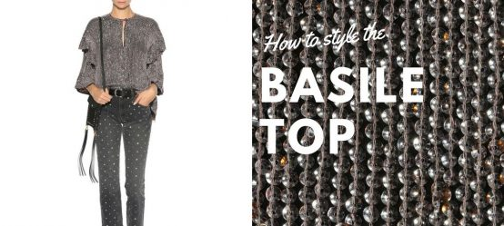 How to style a Basile top