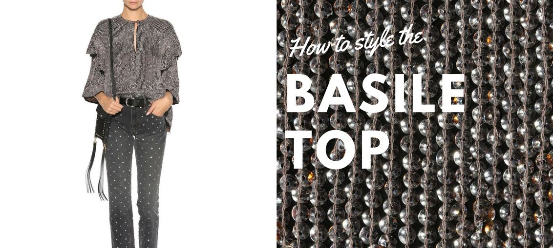 How to Style the Basile Top