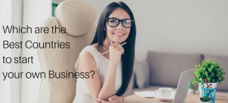 Best countries to start your own business for businesswoman
