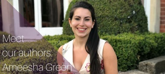 Meet our authors: Ameesha Green