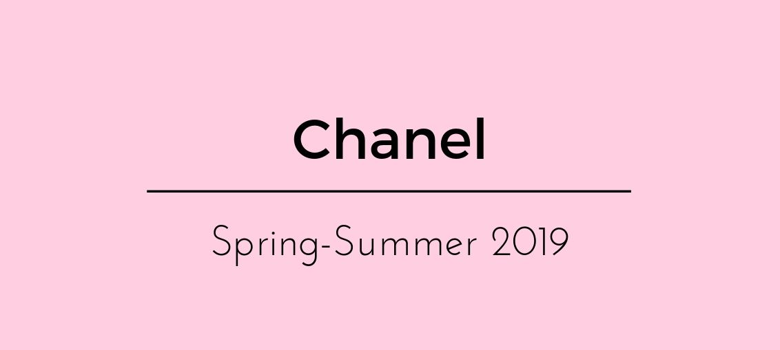 Chanel - Summer 2019 Paris Fashion Week - Jinnie Femme - For the businesswoman in fashion